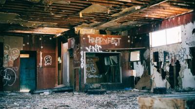 abandoned . 2